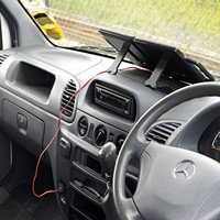 solar-battery-charger-in-car-installation