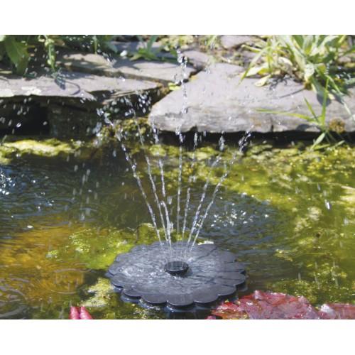 solar fountain solar powered garden fountain