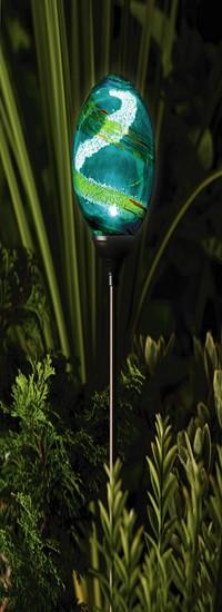 Solar Garden Globe