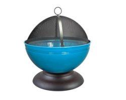 Globe Enamelled Firepit