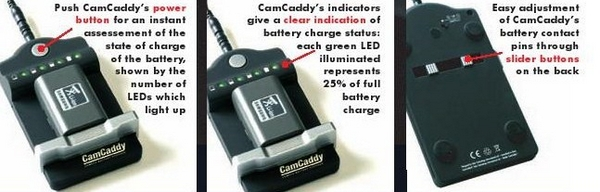 Universial-Camera-Battery-Charger-User-Instructions