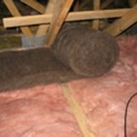 Installing-Sheep-Wool-Insulation