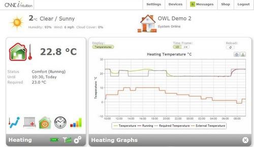 Owl-Intuition-Heating-Dashboard