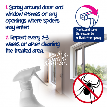 spider-spray