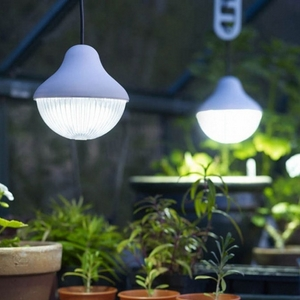 Rechargeable-Greenhouse-Light