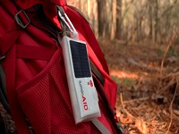 Attach-Luminaid-to-backpack