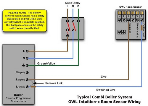 Owl intuition heating controls installation guide owl intuition combi boiler wiring cheapraybanclubmaster