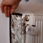 Magnetic-Reflector-Radiator-Foil