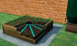 Raised-Bed-Garden-Self-Watering-Kit