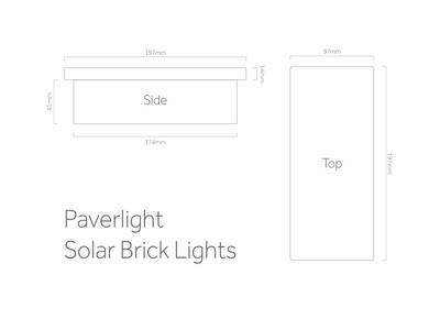 Solar-Paverlight-Size