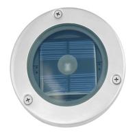 Round-Solar-Decking-Light