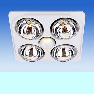 Bathroom heater light fan 3 in 1 heater fan and bathroom light bathroom heater light fan aloadofball