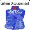 cistern-displacement-device