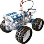 Salt-Water-Powered-Toy-Car