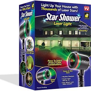 Star Shower Laser Light Purchase Ie