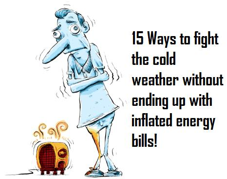 keeping-energy-bills-low-during-cold-weather
