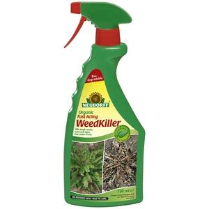 organic weedkiller