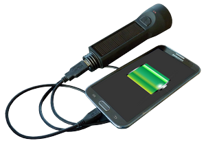 solar-flashlight