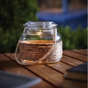 solar jar light