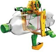 solar-recycler-boat-model